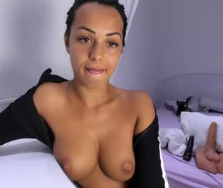 Big tits Raysa loves having virtual sex